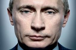 Platon Antoniou - portret Władimira Putina