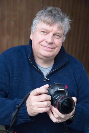 Dave Shopland, fotograf sportowy