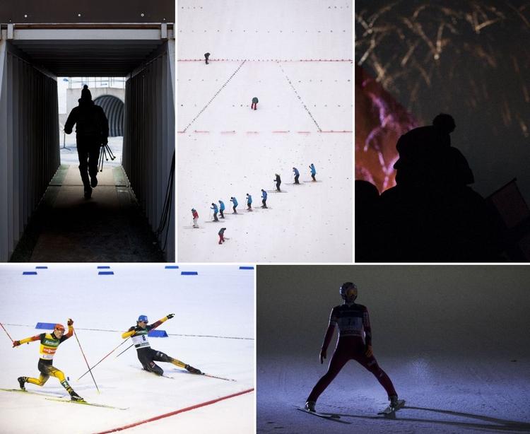 III miejsce, Seria zdjęć, Kategoria fotografów amatorów   Marta Wódz, 28.02.2014-02.03.2014, Lahti (Finlandia). Puchar Świata w narciarstwie w Lahti. Relacja z wydarzenia.