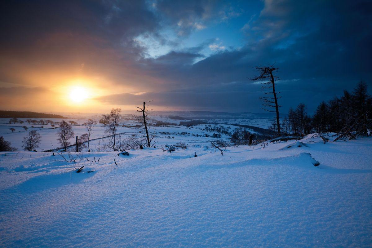 Ustawienia zimowego lata