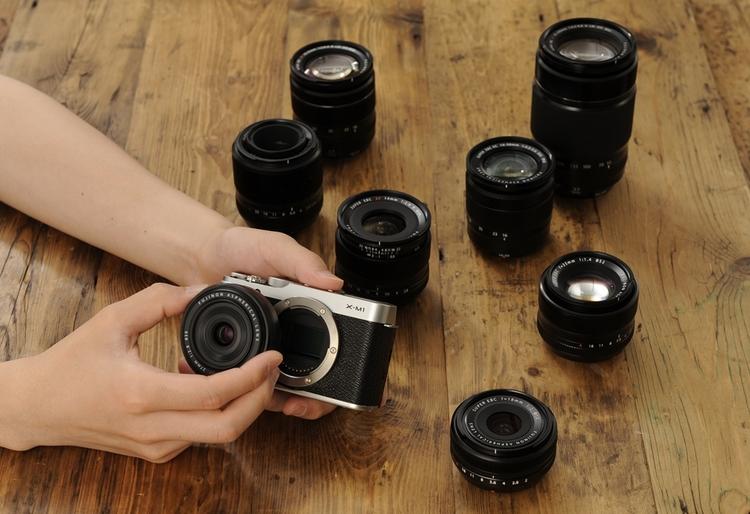 Kolejny obiektyw Fujifilm X - zapowiedź
