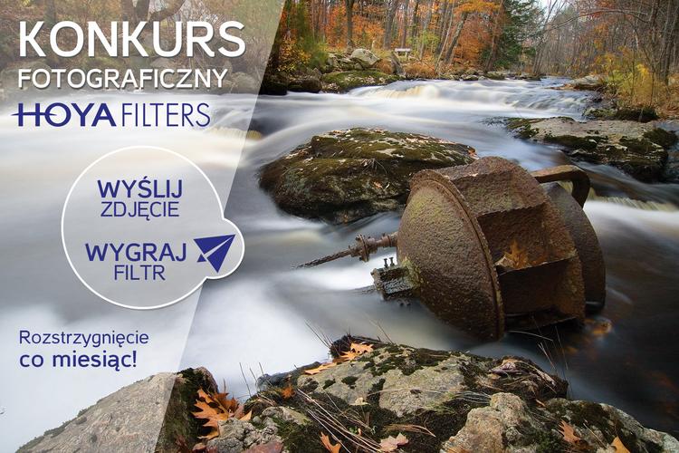 """""""Flirt z filtrem"""" - konkurs fotograficzny Hoya Filters"""