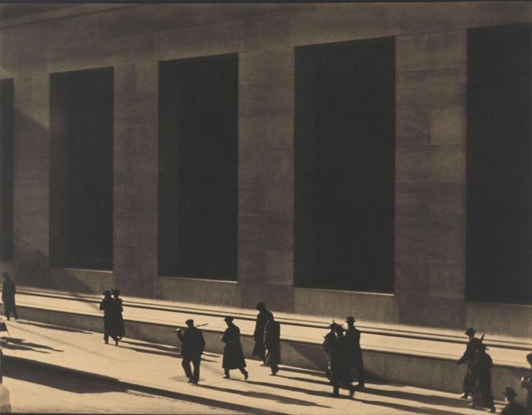 """Paul Strand - mistrz """"prostej"""" fotografii"""
