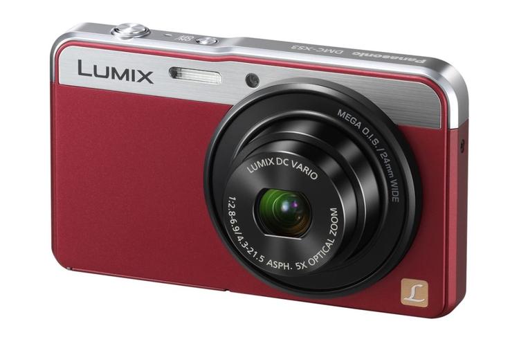 Zgrabny i stylowy Panasonic Lumix DMC-XS3