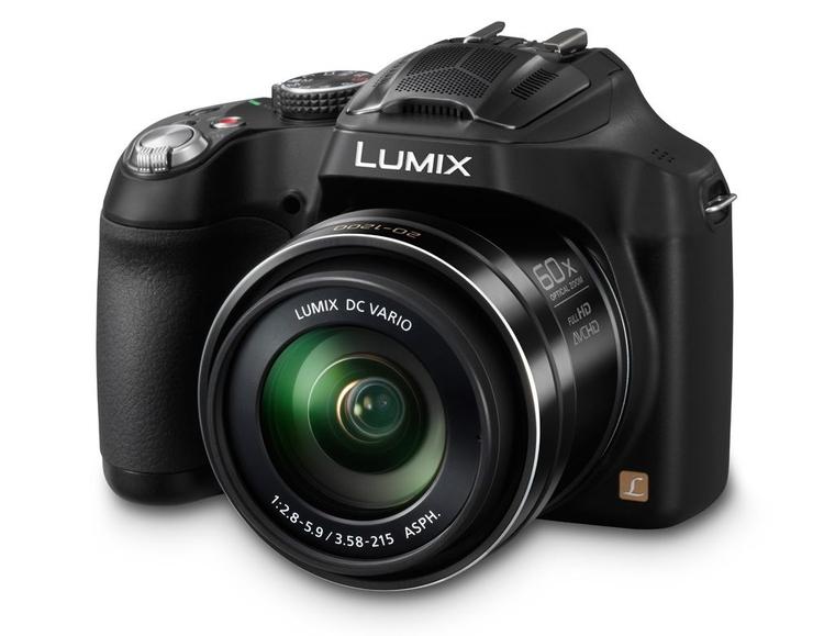 Panasonic Lumix DMC-FZ70 to zaawansowany aparat kompaktowy z wbudowanym obiektywem o rekordowym 60-krotnym zoomie optycznym