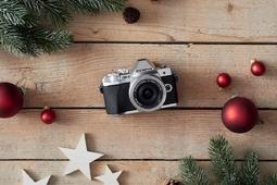 Co fotograf chciałby znaleźć pod choinką
