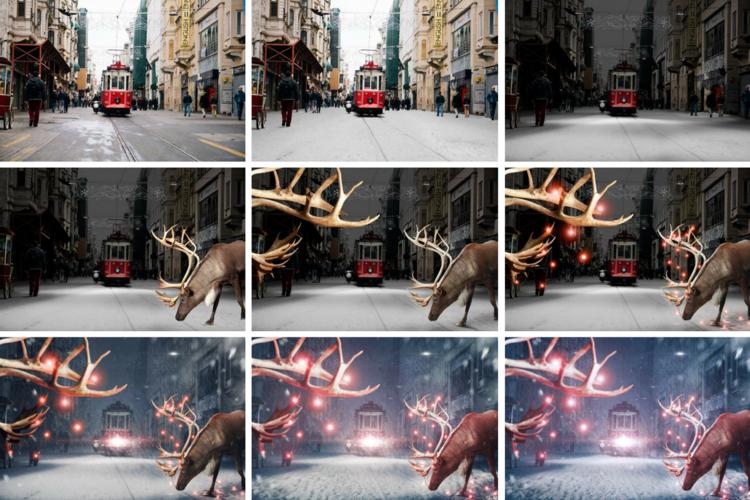 Warsztaty retuszu reklamowego i podstaw fotomontażu