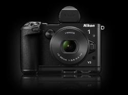 Żarty się skończyły? - pełny test Nikona 1 V3