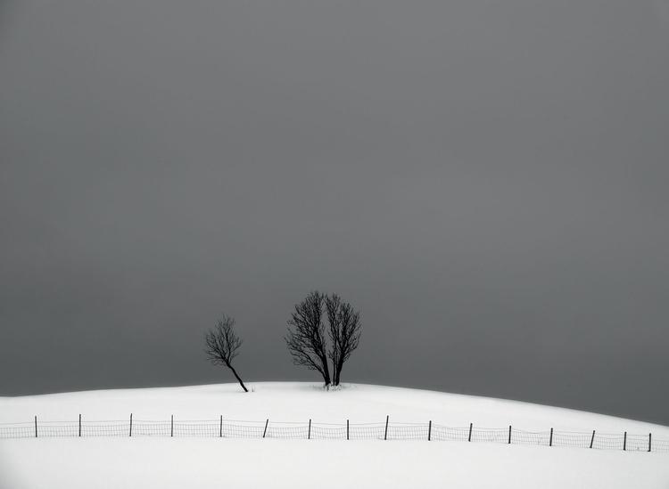 """Paul Gallagher - """"Chcę, aby krajobraz mówił sam za siebie"""""""