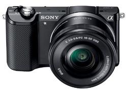 Mikrus dla mobilnych - pełny test Sony A5000