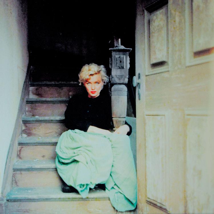 Marilyn Monroe, fot. Milton Green / Archiwum FOZZ