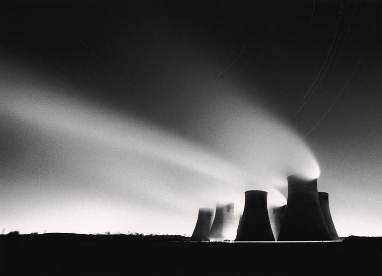 Nottinghamshire, Anglia, 1986 r., fot. Michael Kenna