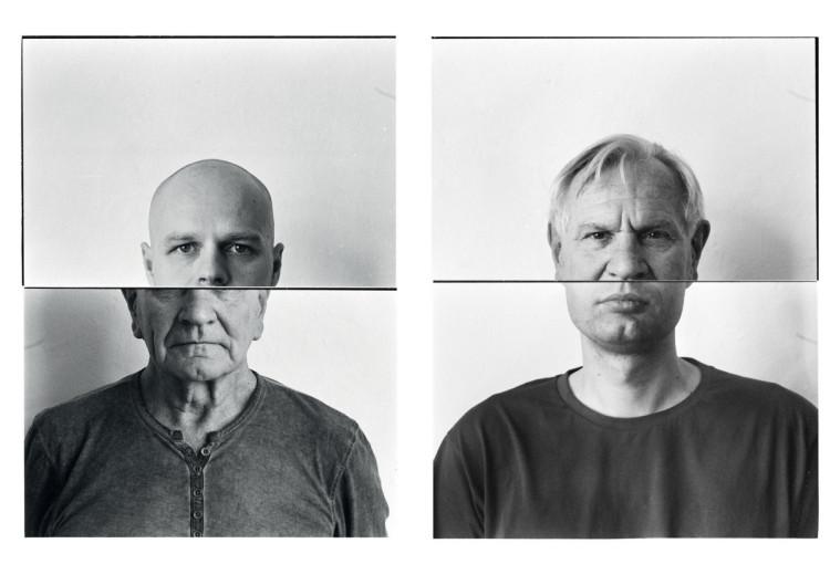 Józef Robakowski i Wojciech Bąkowski dla Art & Business., fot. Bartek Wieczorek.