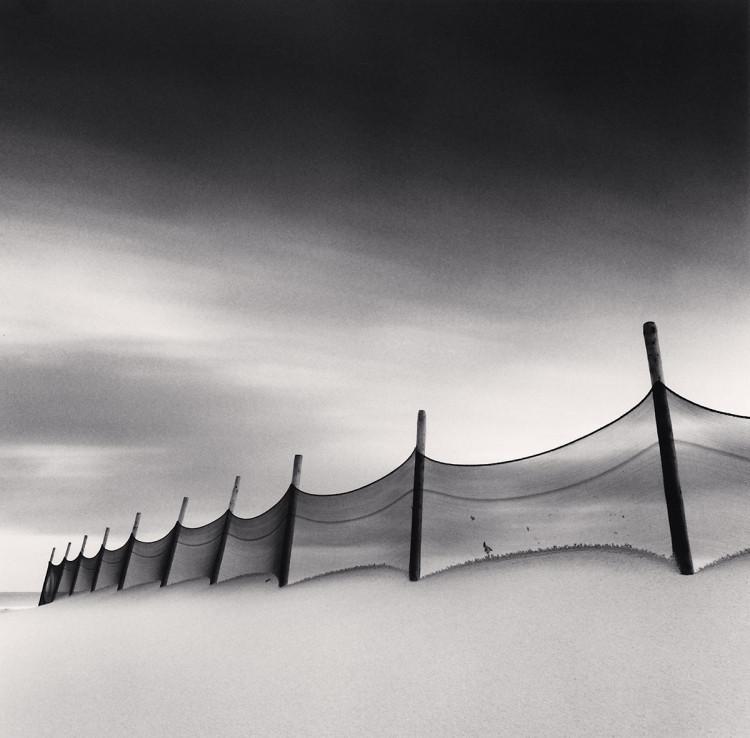 Calais, Francja, 1999 r., fot. Michael Kenna