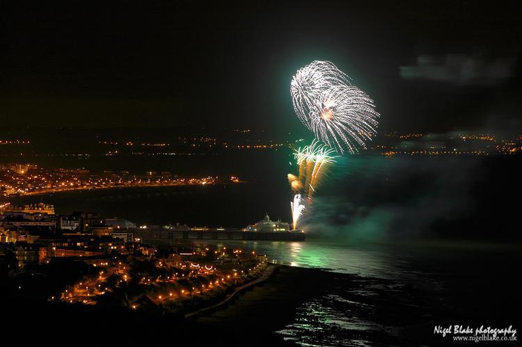 Świętuj Nowy Rok z aparatem w dłoni - fotografuj fajerwerki