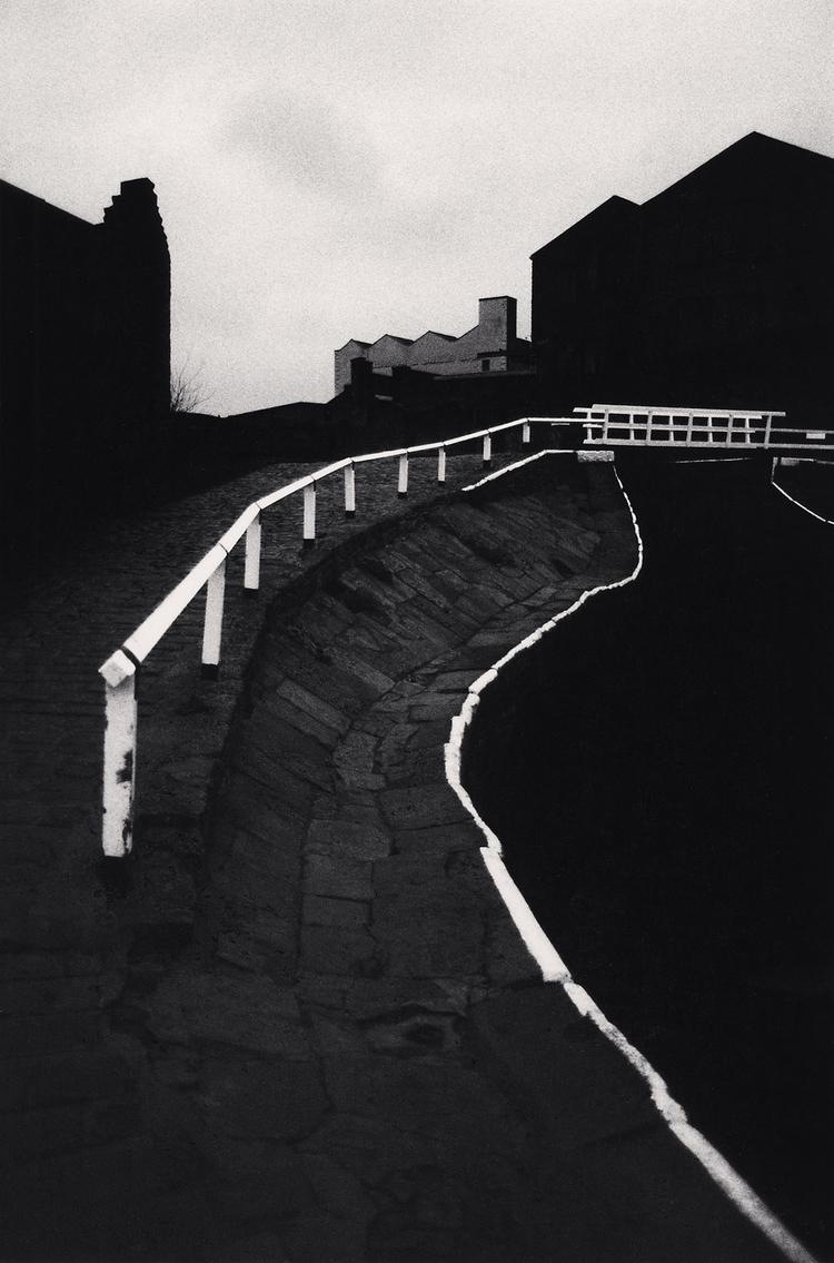 Blackburn, Lancashire, Anglia, 1984 r., fot. Michael Kenna