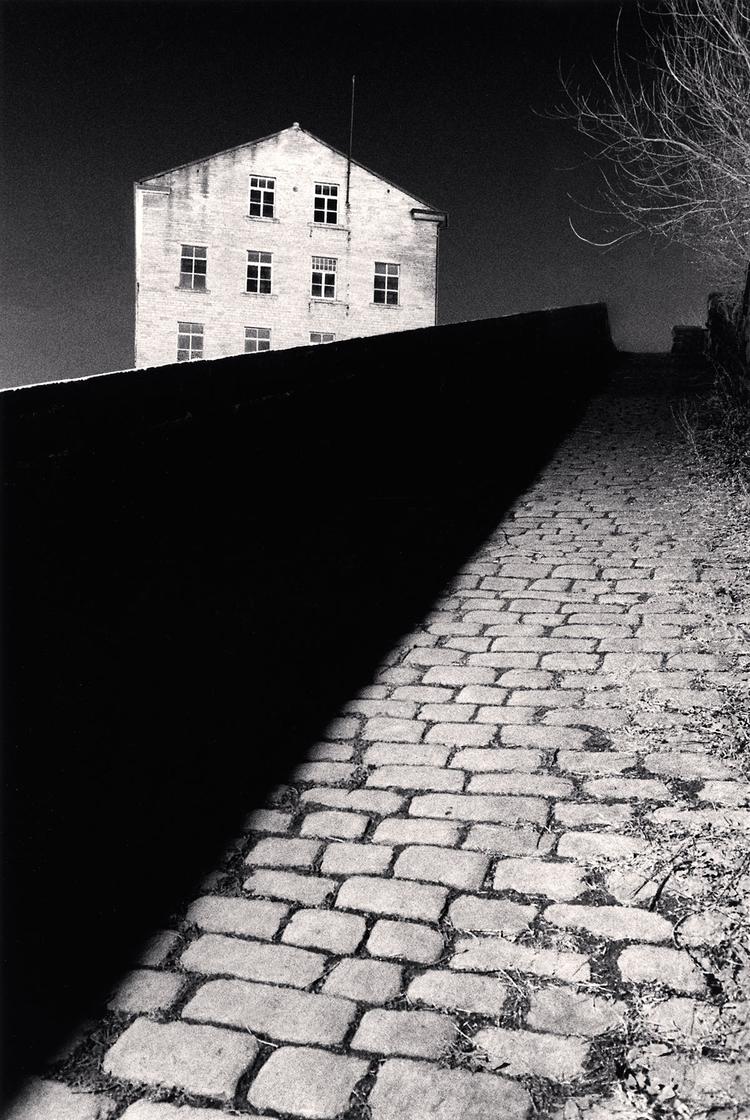 Halifax, Yorkshire, Anglia, 1986 r., fot. Michael Kenna
