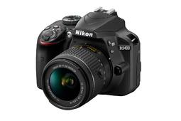 Nikon D3400 - krok w przód, krok w tył...