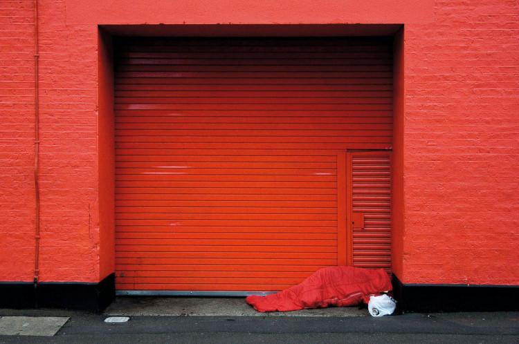 Sen o czerwieni, Londyn, fot. Nils Jorgensen