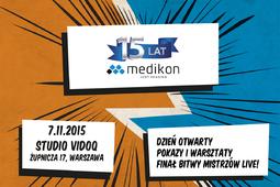 15-lecie firmy Medikon Polska