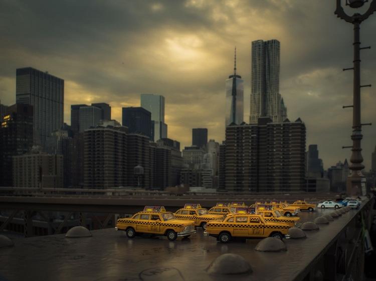 Nowy Jork; fot. Ron Gessel
