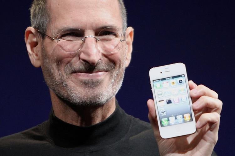 Steve Jobs w panteonie zasłużonych dla fotografii