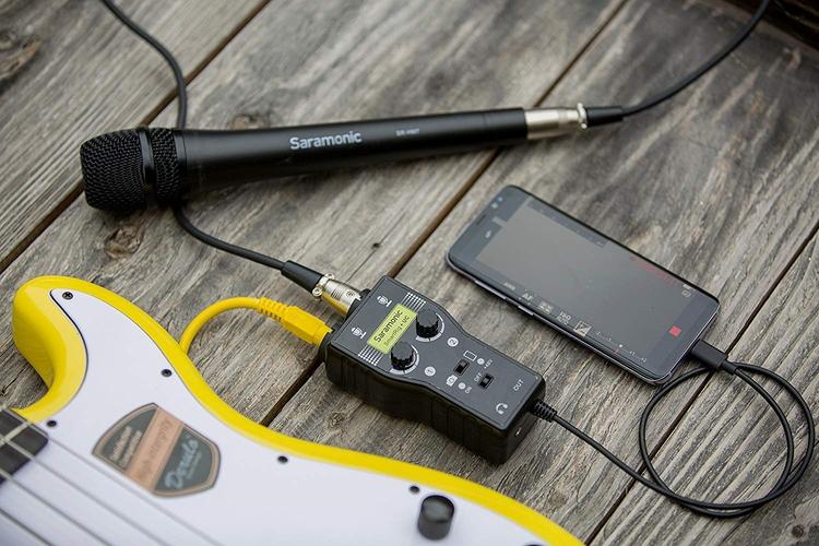 Nowe produkty Saramonic do smartfonów ze złączem USB-C