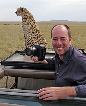 Andy Rouse fotograf dzikiej przyrody