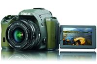 Pentax K-S2 - najmniejsza uszczelniona lustrzanka z odchylanym LCD