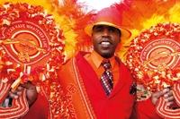 Pocztówka z Nowego Orleanu - zdjęcie z ulicznej imprezy