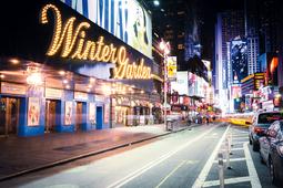 Bajkowy Nowy Jork w obiektywie Vivienne Gucwy