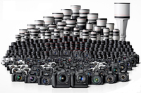 Canon wyprodukował 80 milionów aparatów EOS