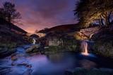 Zastosuj malowanie światłem w fotografii krajobrazu
