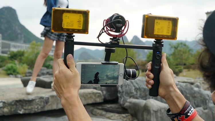 FeiyuTech na targach Film Video Foto