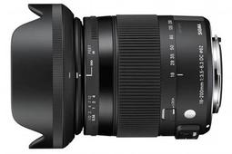 18-200 mm i 50 mm f/1,4 - nowe obiektywy Sigma