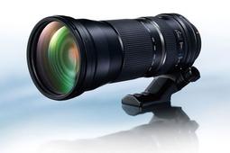 Nowy megazoom - Tamron SP 150-600 mm f/5-6,3 Di VC USD