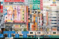Użyj teleobiektywu do robienia zdjęć miejskich krajobrazów