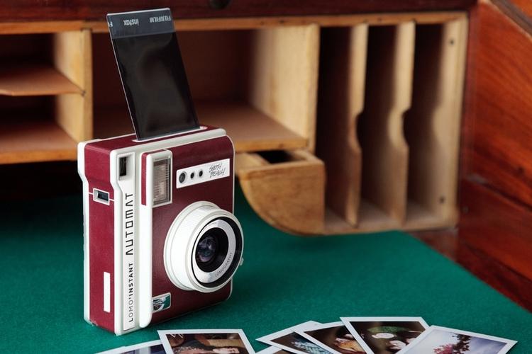 Lomo'Instant Automat - fotografia natychmiastowa w stylu retro