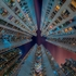 Zmień perspektywę i sfotografuj wieżowce z dołu