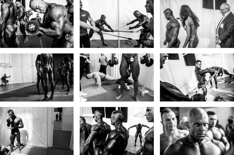 I miejsce, seria zdjęć w kategorii fotografów zawodowych fot. Marek Lapis / Polska Agencja Fotografów FORUM / Polski Konkurs Fotografii Sportowej 2016
