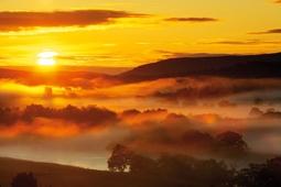 Jak sfotografować piękny wschód słońca