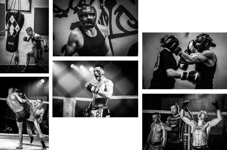 II miejsce, seria zdjęć w kategorii fotografów amatorów fot. Alicja Niewitecka / Polski Konkurs Fotografii Sportowej 2016