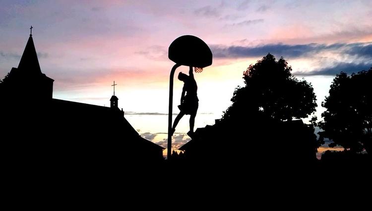 Nagroda specjalna Polskiego Związku Koszykówki w kategorii fotografów amatorów fot. Michał Orłowski / Polski Konkurs Fotografii Sportowej 2016