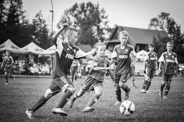 Nagroda specjalna Polskiego Związku Piłki Nożnej w kategorii fotografów amatorów fot. Marcin Rafacz / Polski Konkurs Fotografii Sportowej 2016
