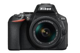 Nikon D5600 - poprzednik z drobnymi usprawnieniami [wideo]
