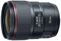 Canon EF 35 mm f/1,4L II USM - obiektyw bez aberracji chromatycznej?