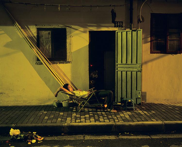 Dreamers #01, 2008, fot. Szymon Rogiński.