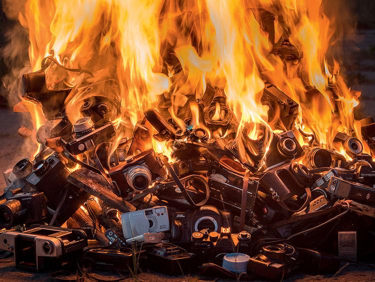 Burned 2015, fot. Szymon Rogiński