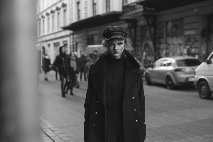 """The Big City"" - street fashion w obiektywie Agaty Serge"