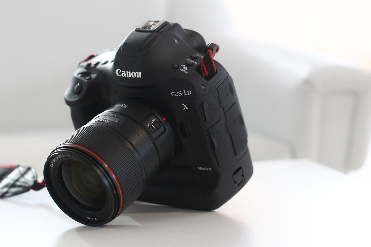 Canon EOS-1D X Mark II [pierwsze wrażenia]